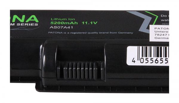 Acumulator Patona Premium pentru Acer AS07A31 AS07A41 AS07A51 AS07A52 AS07A71 2