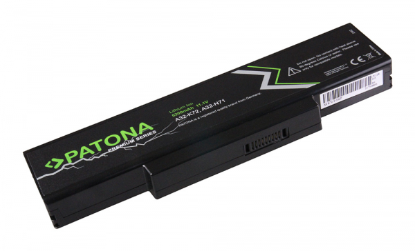 Acumulator Patona Premium pentru Asus A32-K72 A A32K72 A32-K72 A32N71 A32-N71 [1]