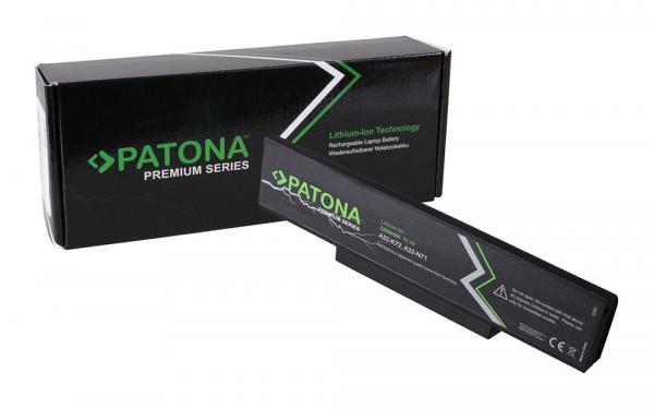 Acumulator Patona Premium pentru Asus A32-K72 A A32K72 A32-K72 A32N71 A32-N71 [0]