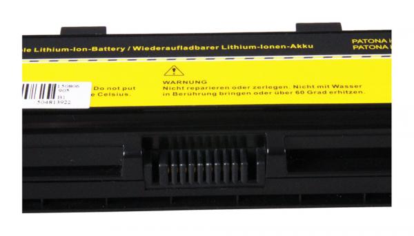 Acumulator Patona pentru Toshiba 5109 Satellite Pro C800D C800DK05B 2
