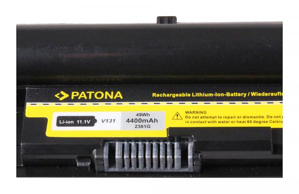 Acumulator Patona pentru Dell Vostro V131 Inspiron N311z N411z Vostro V131 2