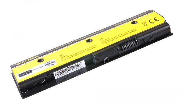 Acumulator Patona pentru HP DV6-7000 Envy DV67200 DV6-7200 DV67200SL 1