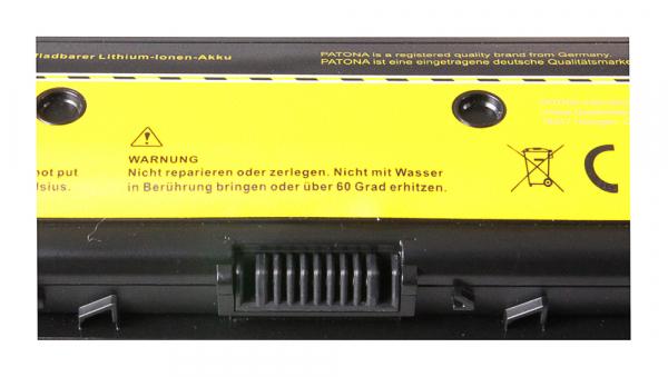 Acumulator Patona pentru HP DV6-7000 Envy DV67200 DV6-7200 DV67200SL 2