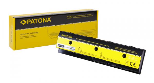 Acumulator Patona pentru HP DV6-7000 Envy DV67200 DV6-7200 DV67200SL 0