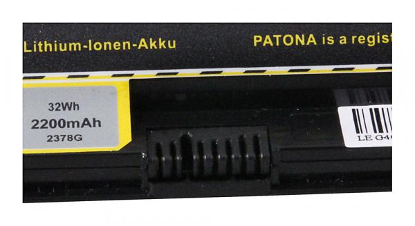 Acumulator Patona pentru Lenovo G50 IdeaPad G400s G400s Touch G405s G405s 2