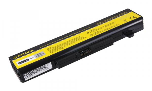 Acumulator Patona pentru Lonovo Y480 V580 V580c W560 Y480 Essential G480 1