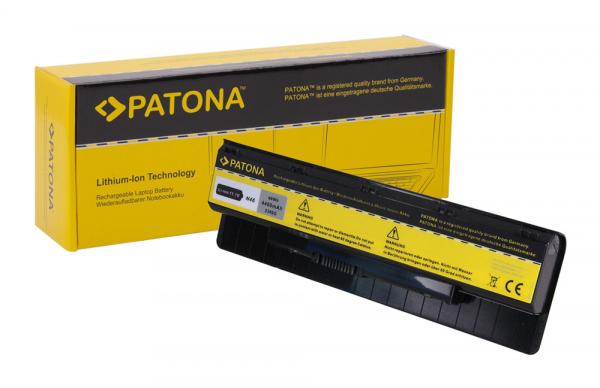 Acumulator Patona pentru Asus N46 N N46V N46VJ N46VM N46VZ N56D N56DP N56V [0]