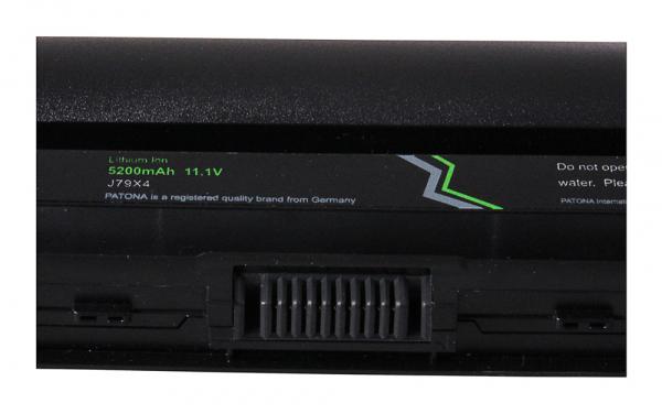 Acumulator Patona Premium pentru Dell E6120 E6230 E6320 Latitude E6120 E6220 E6230 [2]