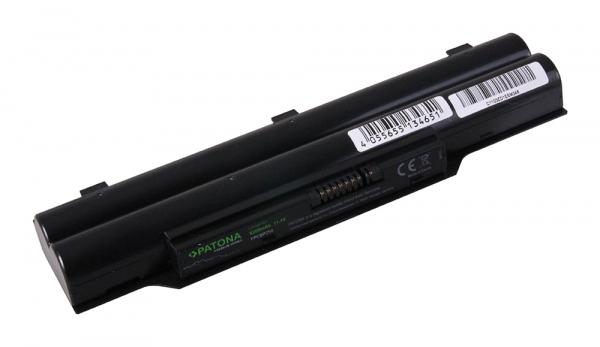Acumulator Patona Premium pentru Fujitsu FPCBP250 Lifebook A530 A531 AH530 AH531 1