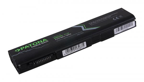 Acumulator Patona Premium pentru Toshiba PA3788U PABAS223 Dynabook Satellite B450 / B 1