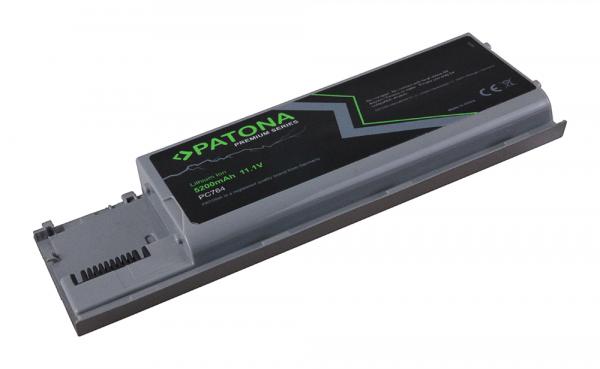 Acumulator Patona Premium pentru Dell D620 D630 TG226 D620 D630 Latitudine D620 D620 [1]