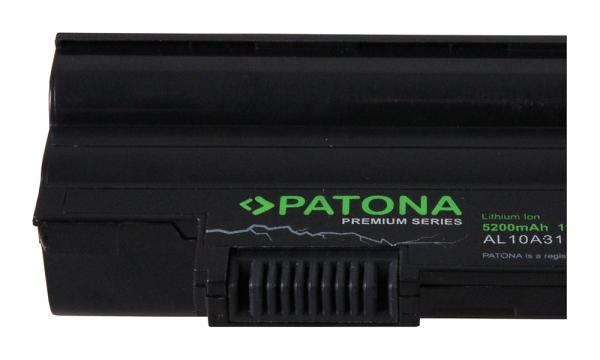 Acumulator Patona Premium pentru Acer AL10A31 Aspire One 522 722 360 (D260) 360D260 [2]