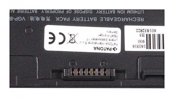 Acumulator Patona pentru Sony BPS23 Vaio P VPCP115JC VPCP115JC / B VPCP115JC / D 2