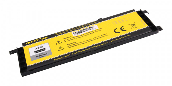 Acumulator Patona pentru Asus X453 X453 X553 X553MA X553MA-DB01 [1]