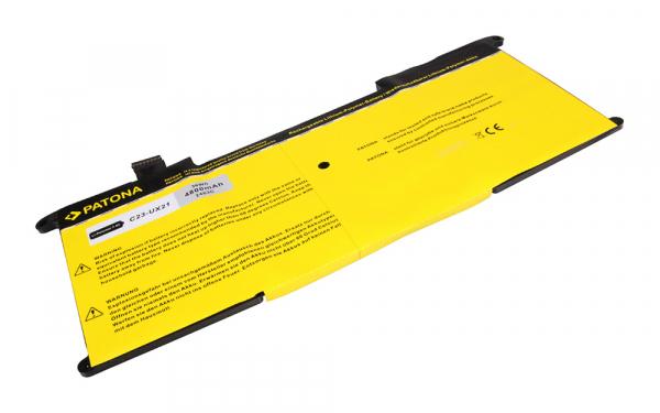 Acumulator Patona pentru Seria Asus UX21 Ultrabook UX21 UX21A UX21E 1