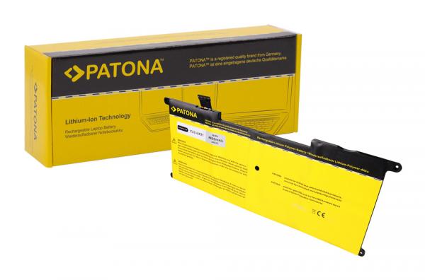 Acumulator Patona pentru Seria Asus UX21 Ultrabook UX21 UX21A UX21E 0