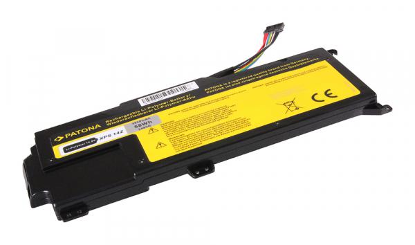 Acumulator Patona pentru Dell XPS 14Z XPS 14Z 14Z Ultrabook 14Z-L412x 1