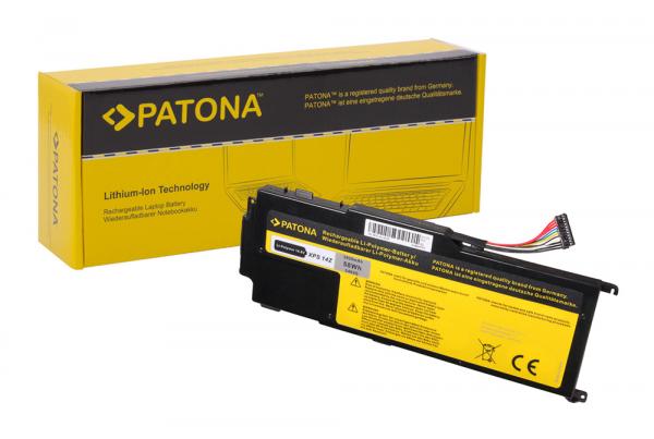 Acumulator Patona pentru Dell XPS 14Z XPS 14Z 14Z Ultrabook 14Z-L412x 0