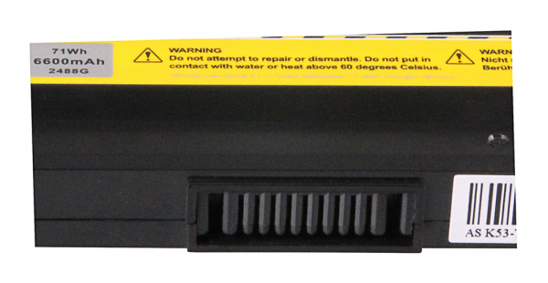 Acumulator Patona pentru Asus A32-K53 A43 A43B A43BY A43E A43F A43J A43JA 2