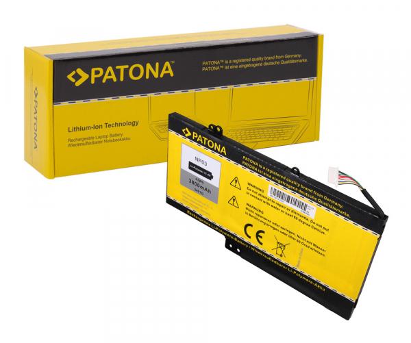 Acumulator Patona pentru HP NP03 Pavilion 13 13-A010DX X360 0
