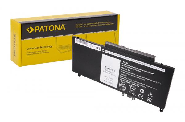 Acumulator Patona pentru Dell E5450 Latitude 3150 3160 E5250 E5450 E5550 0