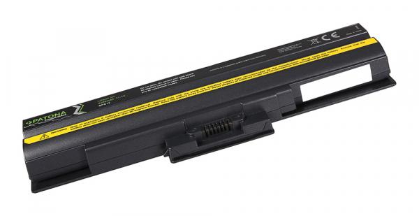 Acumulator Patona Premium pentru Sony BPS13 fără CD negru Vaio VGN-CS11S / P VGN-CS11S / Q VGP- [1]