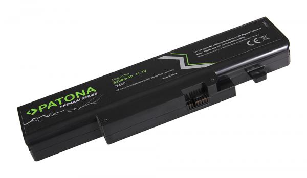 Acumulator Patona Premium pentru Lenovo Y460 Ideapad B560 B560A V560 V560A Y460 Y460 Y460A [1]