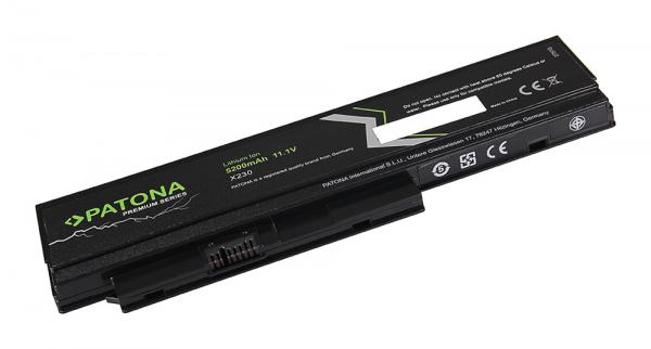 Acumulator Patona Premium pentru Lenovo X230 (fără versiune pentru tablete) Thinkpad X220 X220i X220s X230 1