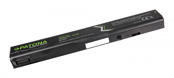 Acumulator Patona Premium pentru HP Elitebook 8530p 8530w 8540p 8540w 8730p 8730w 45 [1]