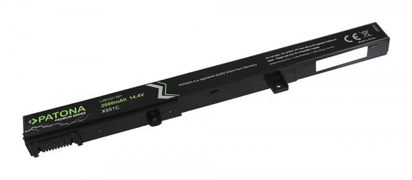Acumulator Patona Premium pentru Asus X551C X451 X451C X451CA X551 X551C X551CA 0B11 [1]