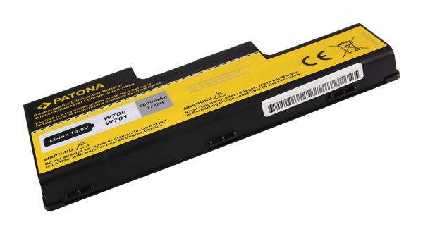 Acumulator Patona pentru Lenovo ThinkPad W700 W701 ThinkPad W700 W700ds W701 W701ds 1