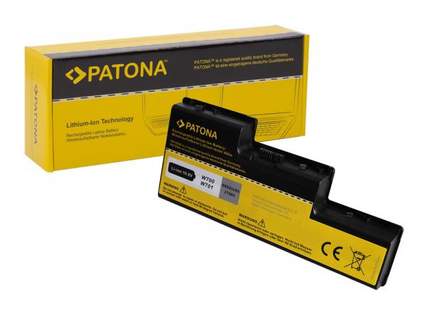 Acumulator Patona pentru Lenovo ThinkPad W700 W701 ThinkPad W700 W700ds W701 W701ds 0