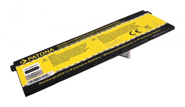 Acumulator Patona pentru Acer AC14B18J Aspire E3-111 E3-112 E3-112M ES1-511 ES1-512 4ICP 1
