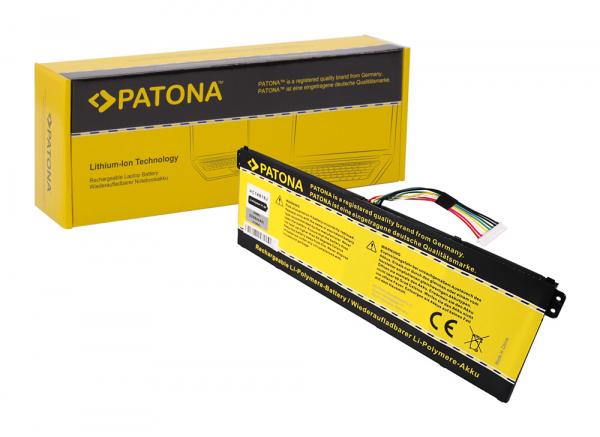 Acumulator Patona pentru Acer AC14B18J Aspire E3-111 E3-112 E3-112M ES1-511 ES1-512 4ICP 0