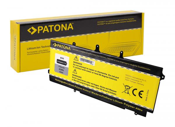 Acumulator Patona pentru HP EliteBook 1040 serie 722236-171 722236-1C1 BL06042XL HSTNN-DB5D 0