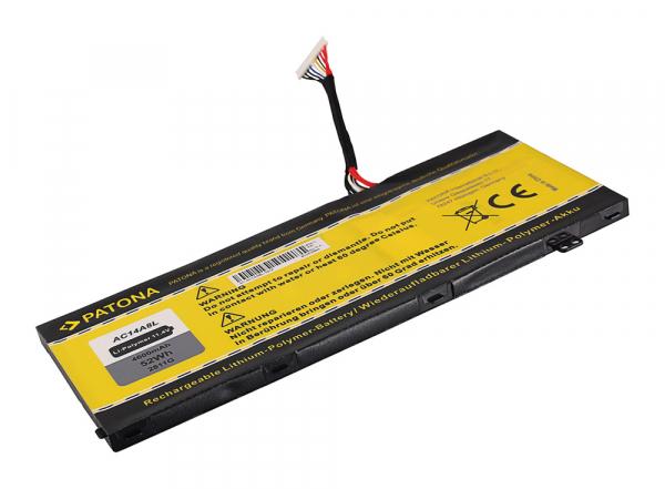 Acumulator Patona pentru Acer AC14A8L 3ICP7 / 61/80 KT.0030G.001 Aspire VN7 [1]