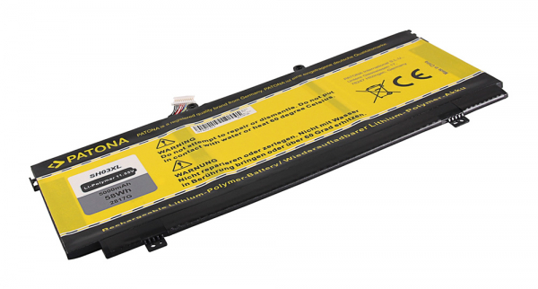 Acumulator Patona pentru HP Compaq Spectre X360 SH03 SH03XL HSTNN-LB7L 859026-421 859356-855 TPN-Q178 1