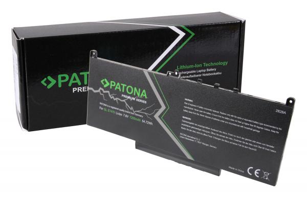 Acumulator Patona Premium pentru Dell E5400 Latitude E5400 E5500 0