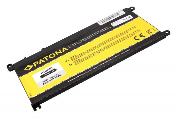 Acumulator Patona pentru Dell XPS M1530 XPS M1530 1
