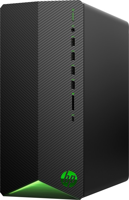 Sistem Desktop PC HP Pavilion Gaming TG01-0325ng Negru  Intel Core i5-9400F,  16 GB DDR4, 512 GB M.2 PCIe, HDD: 2 TB, NVIDIA GeForce GTX 1660 Ti - 6GB [1]