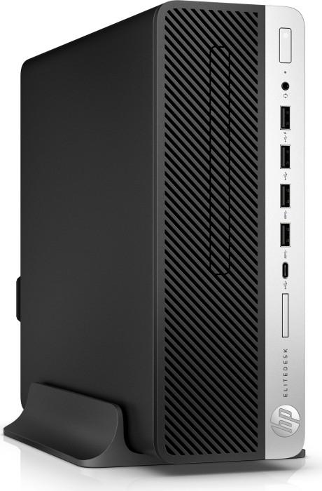 Sistem HP EliteDesk 705 G4 SFF, Ryzen 3 PRO 2200G, 8 GB RAM, 256 GB SSD Win 10 Pro 0