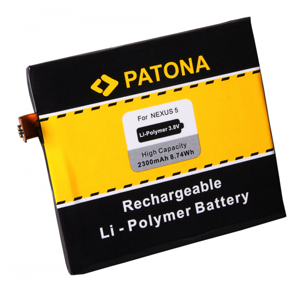 Acumulator Patona pentru LG Nexus 5 Nexus 5 D820 D821 0
