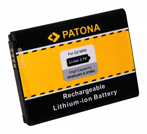Acumulator Patona pentru LG G2 mini D620 G2 Mini 0
