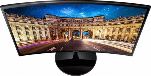 """Monitor 27"""" Samsung C27F390FHU, Curbat 1800R, LC27F390FHUXEN [2]"""