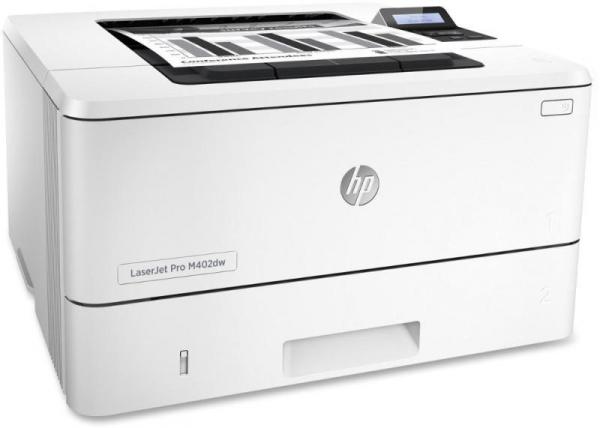 Imprimanta Laser HP LaserJet Pro M402dw, A4 Monocrom, 38ppm, 1200dpi, Duplex [0]