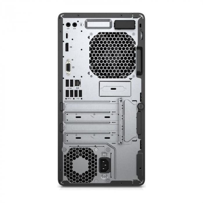 Desktop PC Refurbished HP ProDesk 400 G5 MT, Procesor Intel® Core™ i5-8500 3.0GHz Coffee Lake, 8GB DDR4, 256GB SSD, GMA UHD 630 [2]