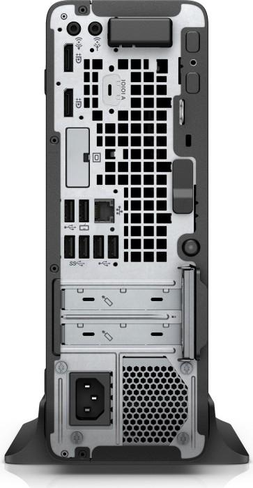 Sistem HP EliteDesk 705 G4 SFF, Ryzen 3 PRO 2200G, 8 GB RAM, 256 GB SSD Win 10 Pro 2
