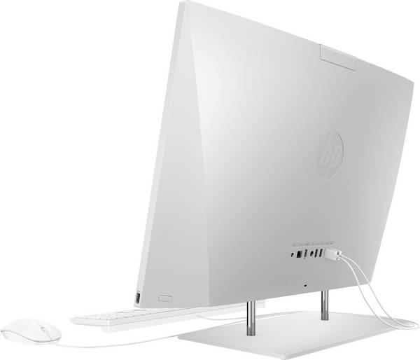 Sistem All-in-one PC HP 27-dp0001ng 27 inch AMD Ryzen ™ 3 4300U 8 GB 512 GB SSD AMD Radeon Vega 8 Graphics Windows 10 HOME 3