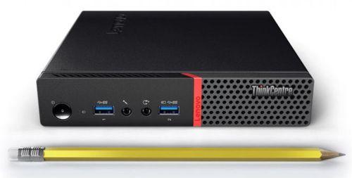 Calculator REFURBISHED Lenovo ThinkCentre M900 Mini PC, Intel Core i5-6500T 2.50GHz, 8GB DDR4, 180 SSD, Win 10 PRO [1]