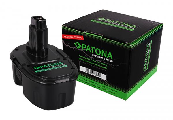 Acumulator Patona Premium pentru Dewalt DC9096 DC212KB DC212N Dewalt BSA82KA DC010 DC019 0